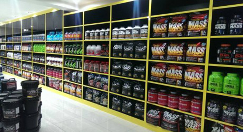 gnc-store-shelves