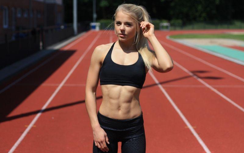 women-sprinter