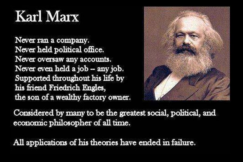 Karl Marx - 274 Million Deaths - Creator of Communism