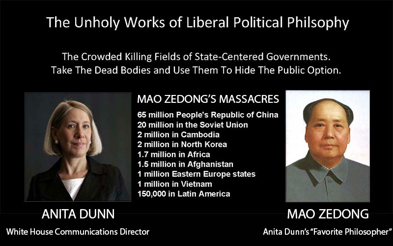 Mao Zedong - 65 Million Deaths