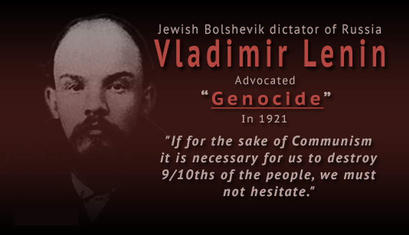 Lenin - 66 Million Deaths - Red Holocaust