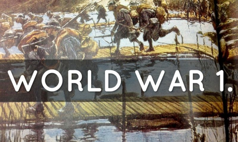 Edmond James de Rothschild - 20 Million Deaths - WWI