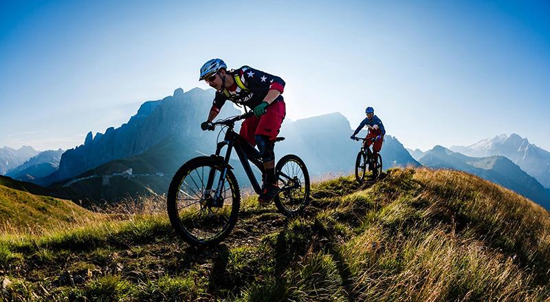Road Biking or Mountain Biking
