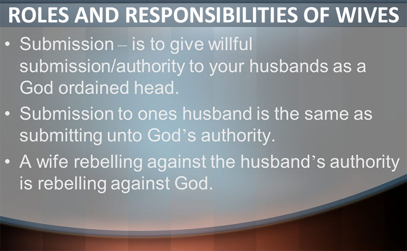 roles-and-responsibiliteis-of-submissive-wives