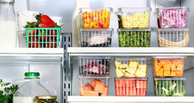 freezer-organized