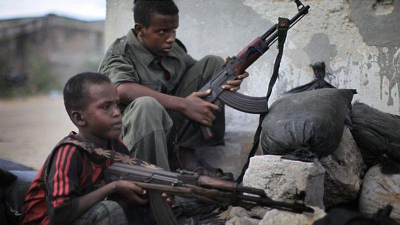 african-children-soldiers